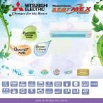 Mitsubishi Starmex 5 Ticks (2 system)