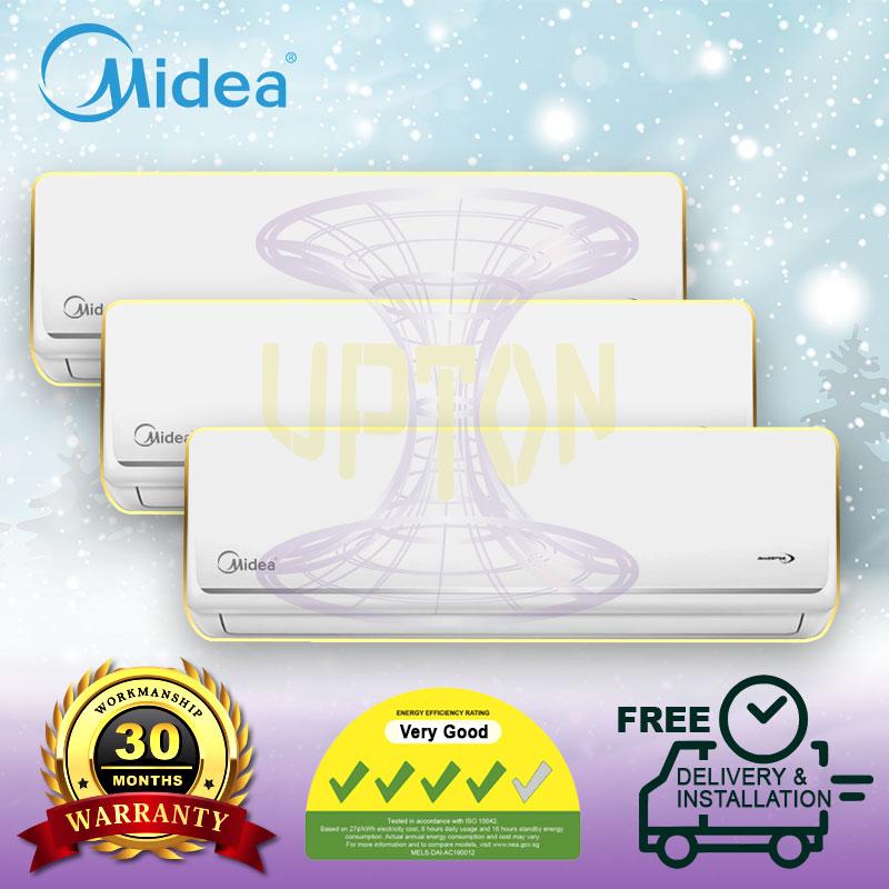Midea 4 Ticks (3 system)