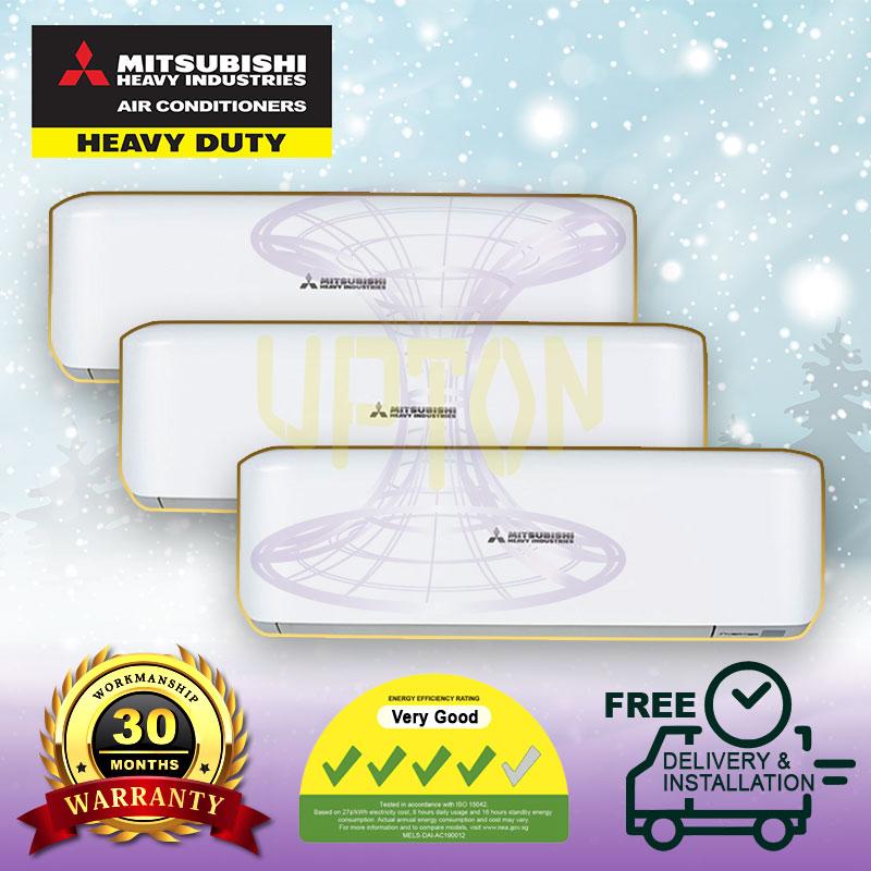 Mitsubishi Industries Heavy Duty 4 Ticks (3 system)