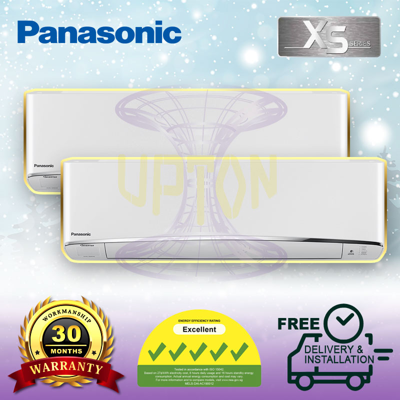 Panasonic XS  5 ticks (2 system)