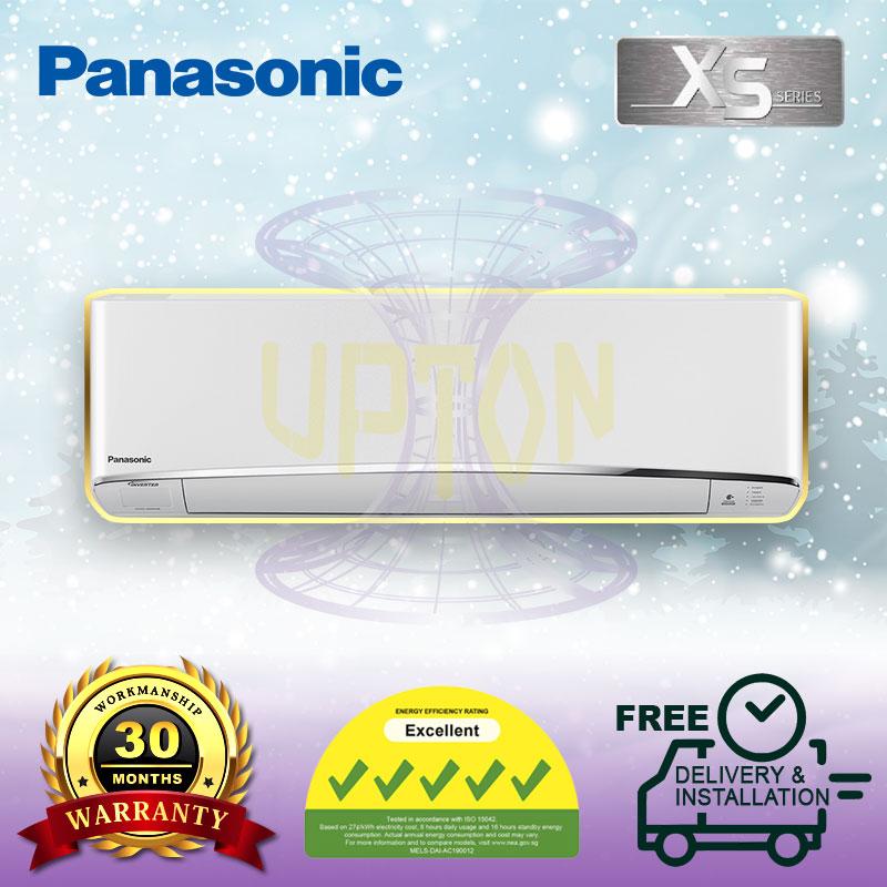 Panasonic XS 2/3/4 ticks (1 system) done