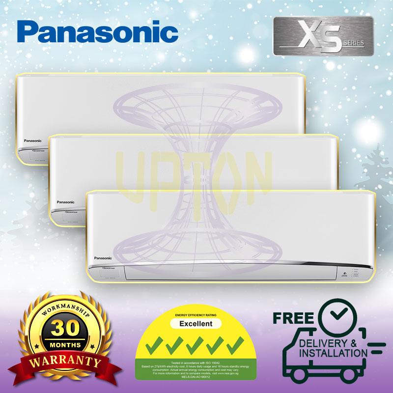 Panasonic XS  5 ticks (3 system)
