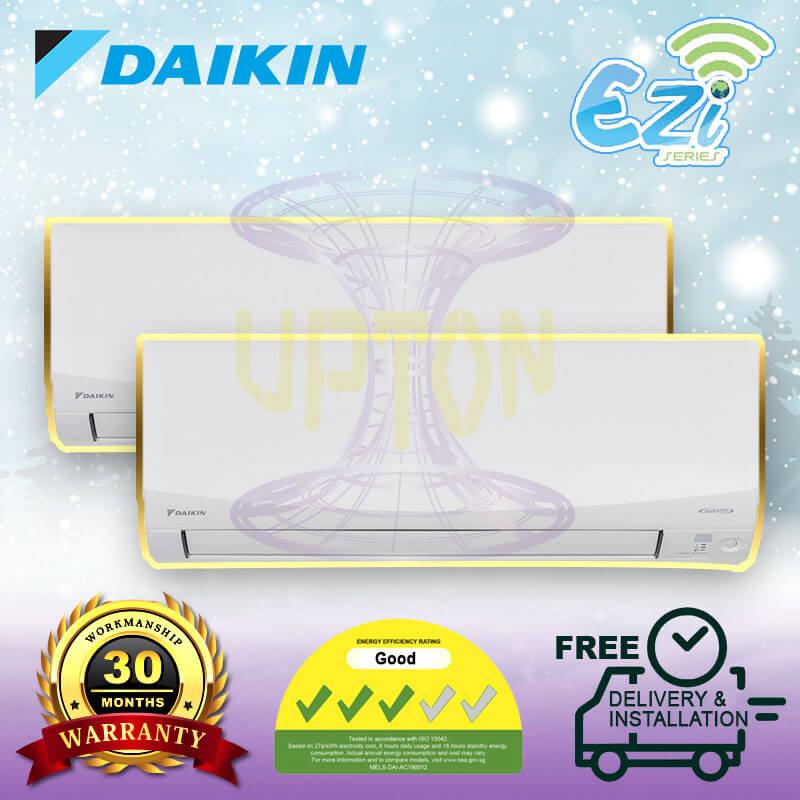 Daikin EZI Series 3 Ticks (2 system)