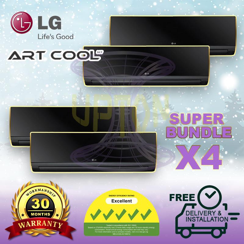 LG Artcool Plus Series 5 Ticks (4 system)